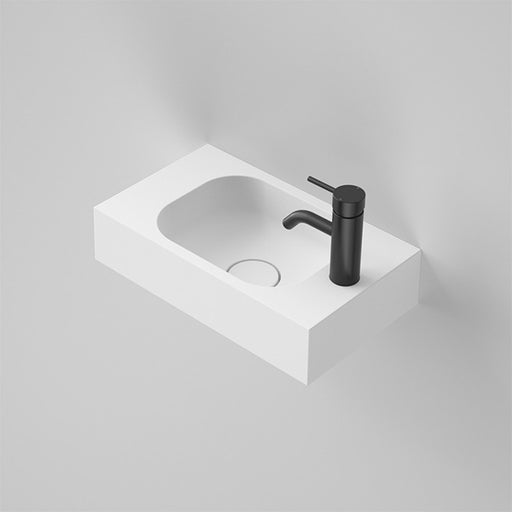 Caroma Sunstone 450 Solid Surface Hand Wall Basin