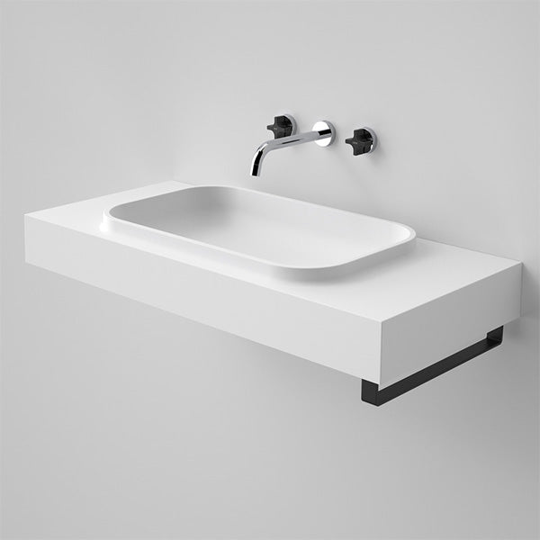 Caroma Sunstone 900 Solid Surface Wall Basin