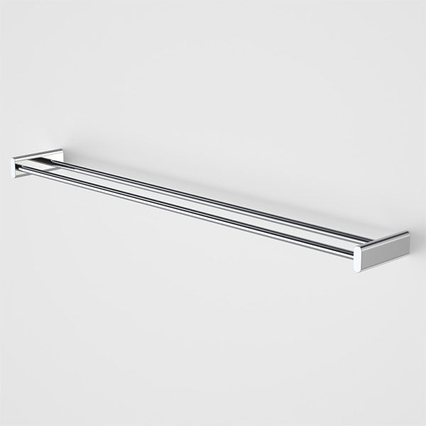 Caroma Track Double Towel Rail - 800mm