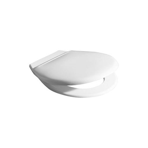 Caroma Uniseat Toilet Seat - White - The Blue Space