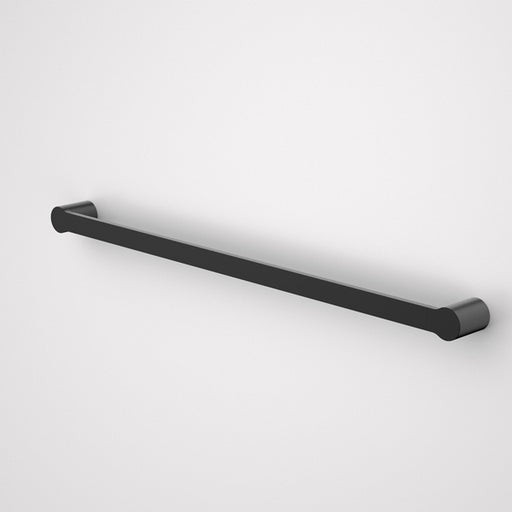 Caroma Urbane Single Towel Rail-Matte Black 800mm