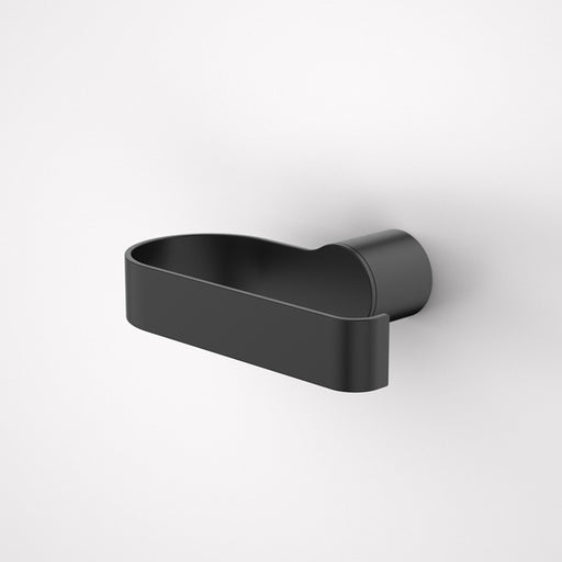 Caroma Urbane Toilet Roll Holder-Matte Black