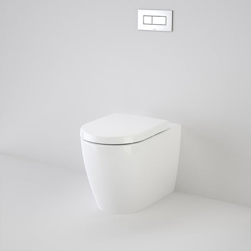 Caroma Urbane Wall Faced Invisi Series II Toilet Suite