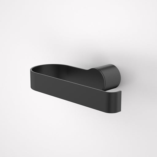 Caroma Urbane Towel Ring-Matte Black