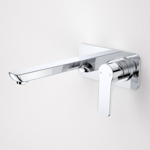 Caroma Urbane Wall Basin/Bath Mixer-Chrome