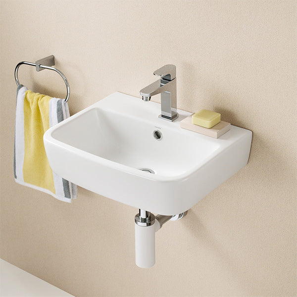 Caroma Urbane 500 Wall Basin Best Price Online The Blue