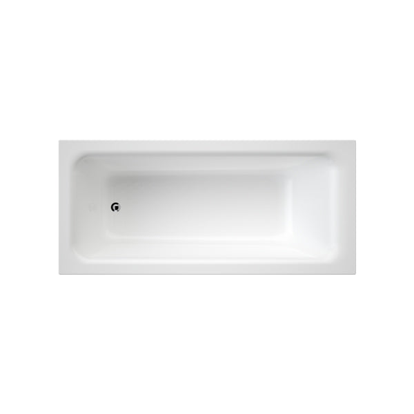 Caroma Vivas Anti-slip Island Bath - The Blue Space