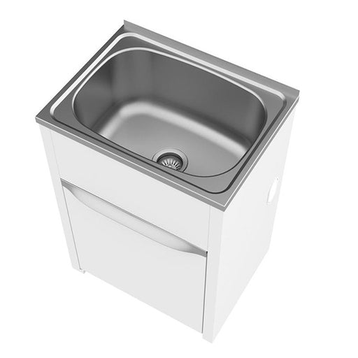 Clark Eureka 45 Litre Laundry Tub and Cabinet online at The Blue Space