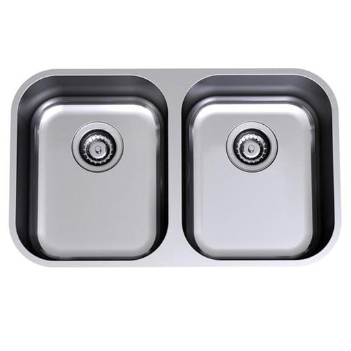 Clark Monaco Double Bowl Kitchen Sink Online at The Blue Space