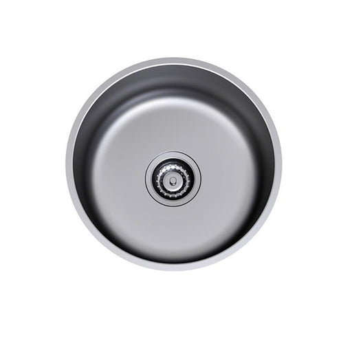 Clark Round Bowl Undermount Kitchen Sink - The Blue Space