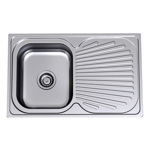 Clark Vital Single End Bowl Kitchen Sink - The Blue Space