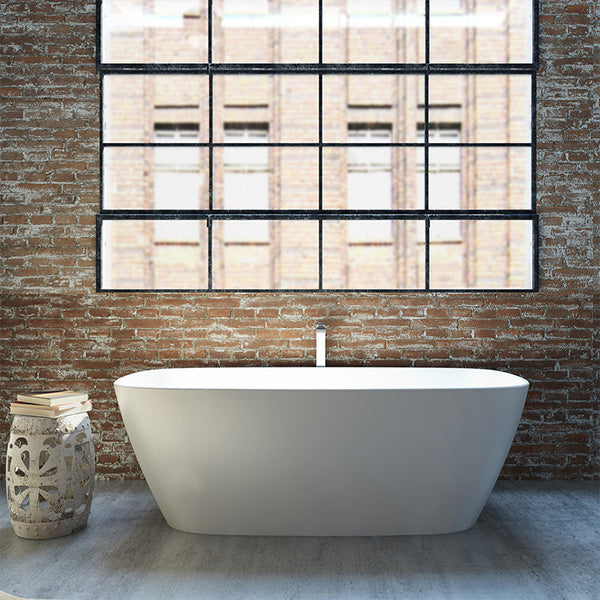 Caroma Contura Freestanding Bath by Caroma - The Blue Space