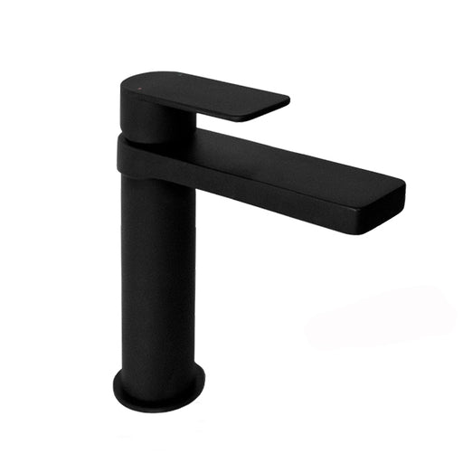 Black Ceramic Toilet Brush Holder