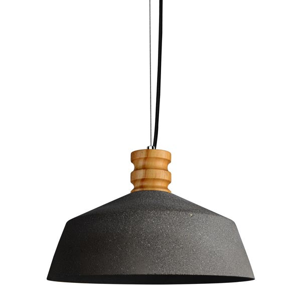 Crompton Billie Pendant Light-Black