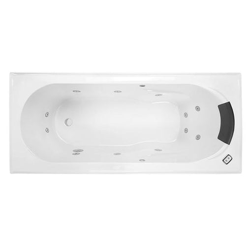 Decina Adatto Contour Spa Bath with jets - The Blue Space