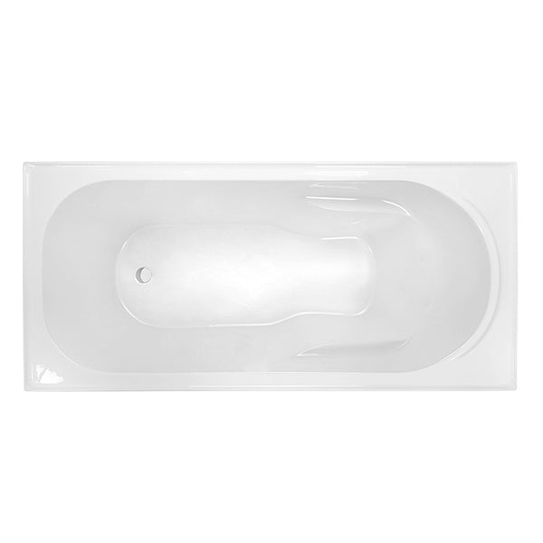 Decina Prima Inset Bath - The Blue Space