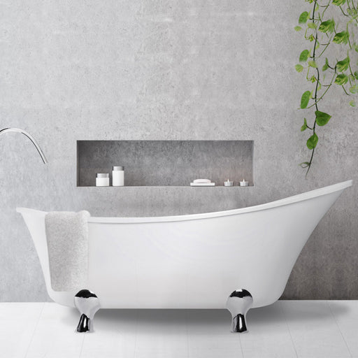 Decina Sarto Freestanding Bath. Heritage style baths online at The Blue Space