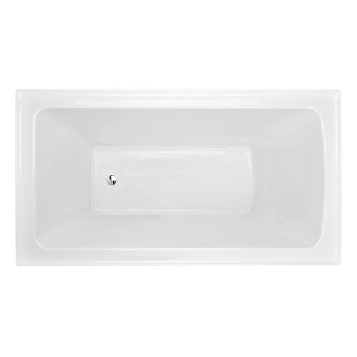 Decina Shenseki Compact Inset Bath - The Blue Space