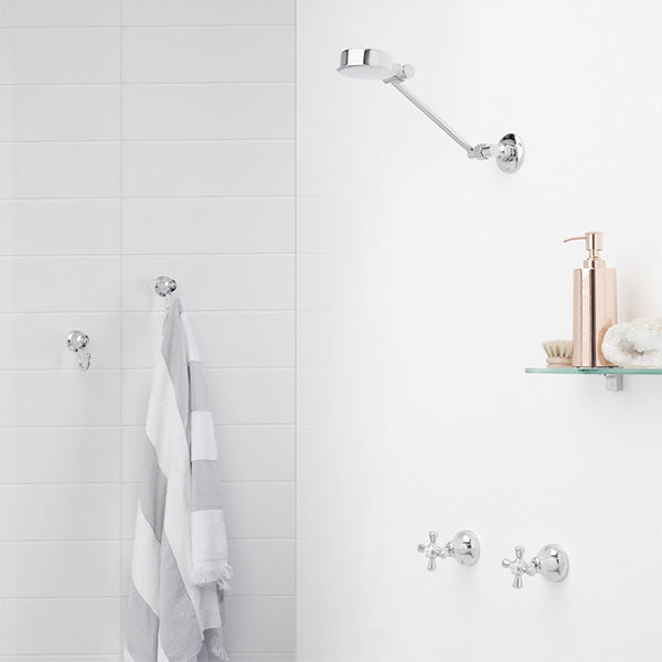 Dorf El Toro Cross Shower Set - the blue space