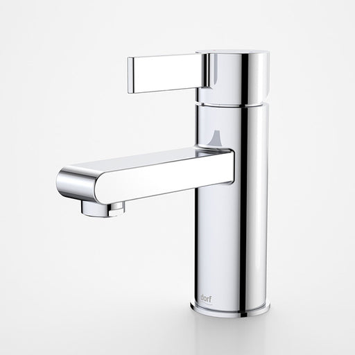 Dorf Enigma Basin Mixer chrome - the blue space
