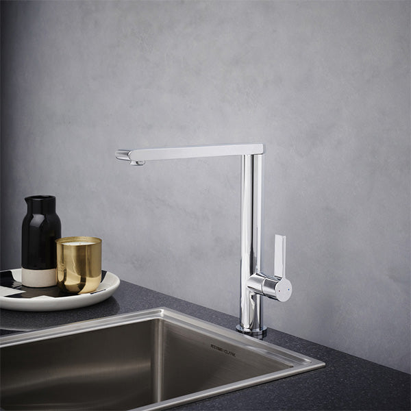 Dorf Enigma Sink Mixer chrome - the blue space