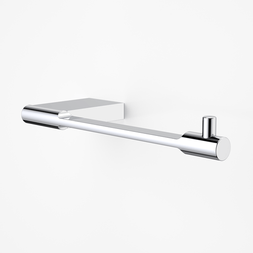 Dorf Enigma Toilet Roll Holder chrome - the blue space