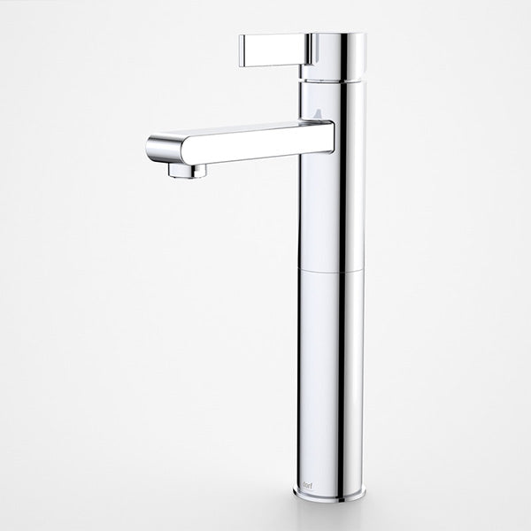 Dorf Enigma Tower Basin Mixer chrome - the blue space