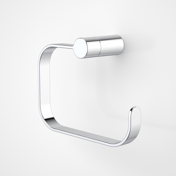 Dorf Villa Towel Ring chrome - the blue space