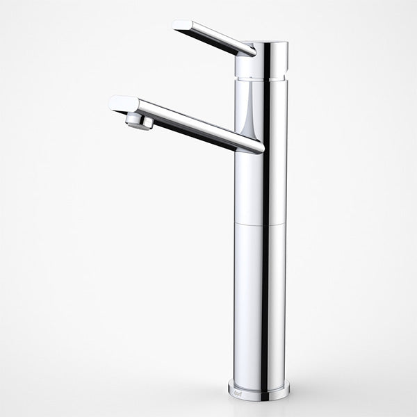 Dorf Villa Tower Basin Mixer chrome - the blue space