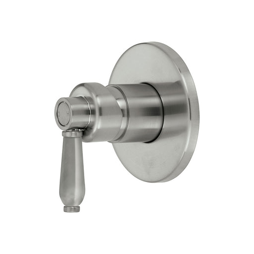 Fienza Eleanor Wall Mixer - Brushed Nickel