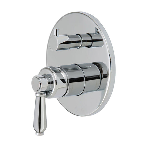 Fienza Eleanor Wall Mixer Diverter - Chrome