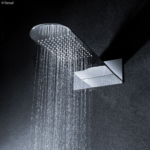 Fienza Empire Wall Mounted Overhead Sheet Shower lifestyle image