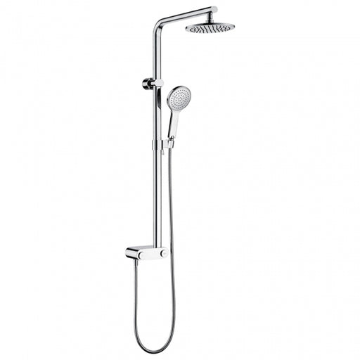 Modern Fienza Luciana Multifunction Rail Shower with Overhead