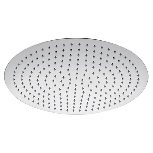 Fienza Slice Round 400mm Super Thin Overhead Rain Shower online at The Blue Space