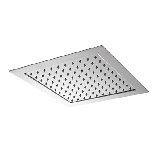 Fienza Soffito Square Flush to Ceiling Overhead Rain Shower online at The Blue Space