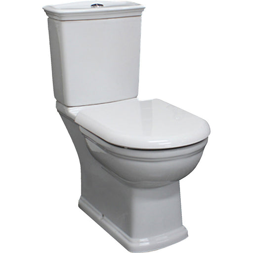 Shop Fienza RAK Washington Close-Coupled Toilet Suite Online at The Blue Space