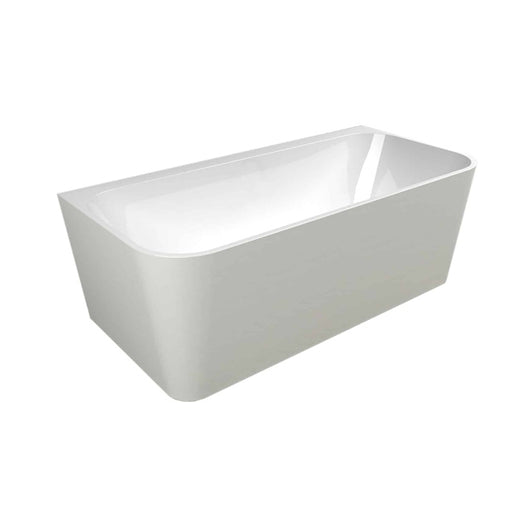 Seima Fotia Back To Wall Freestanding Bath