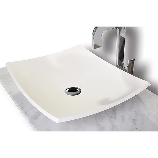ADP Innocence Solid Surface Above Counter Basin by ADP - The Blue Space