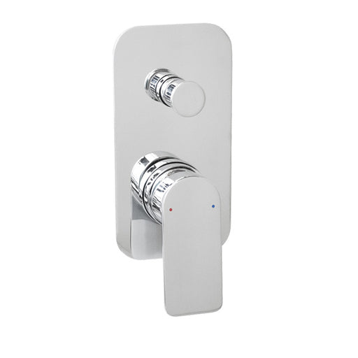 Jamie.J Cosmopolitan Wall Diverter Mixer-Chrome - The Blue Space