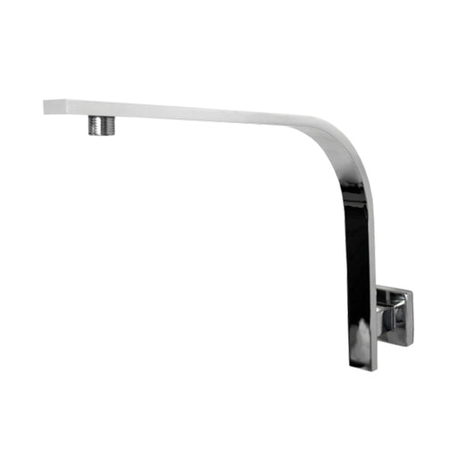Jamie.J Dusk High Rise Shower Arm in Chrome - The Blue Space