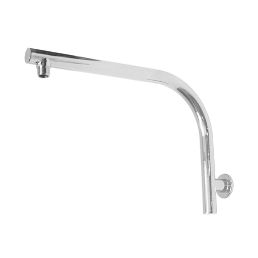 Jamie.J Twilight High Rise Shower Arm-Chrome - The Blue Space