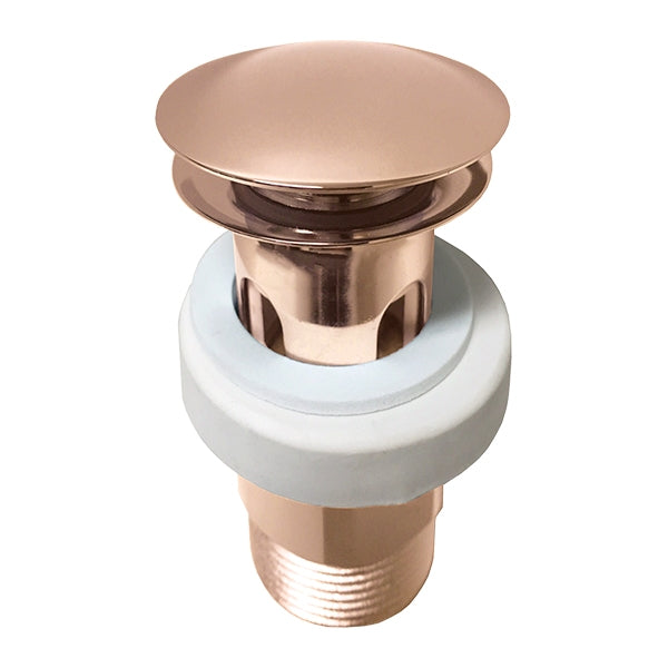 ADP Universal Ultra Mushroom Waste-Polished Rose Gold by ADP - The Blue Space