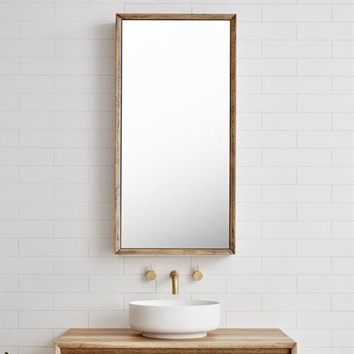 Loughlin Furniture Bayview Mirror Cabinet 600mm single online at The Blue Space