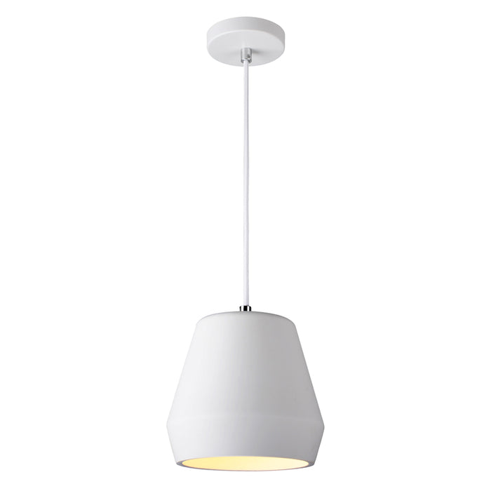 Crompton Accord Pendant-White
