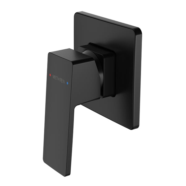 Methven Blaze Shower Mixer-Matte Black - The Blue Space