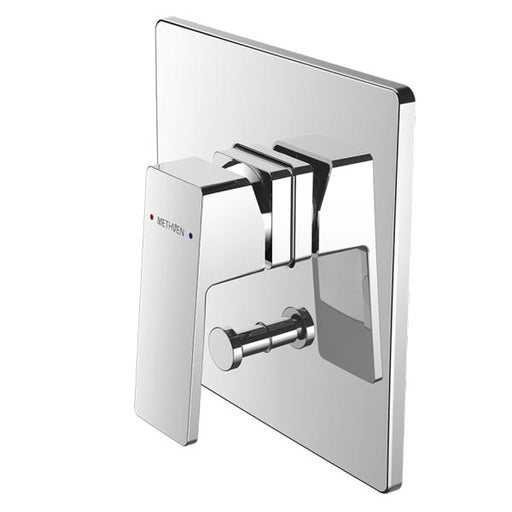 Methven Blaze Shower Mixer With Diverter Chrome - The Blue Space
