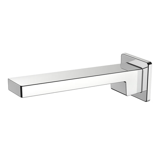 Methven Square Bath Spout Chrome