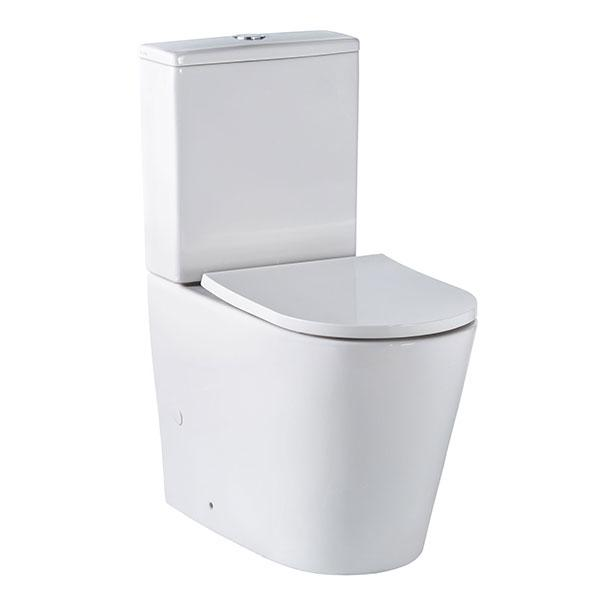 Seima Modia Clean flush Wall Faced Toilet Suite - Slim Seat Online at The Blue Space