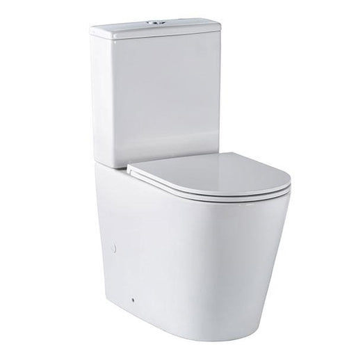 Seima Modia Clean flush Wall Faced Toilet Suite - Flat Seat Online at the Blue Space