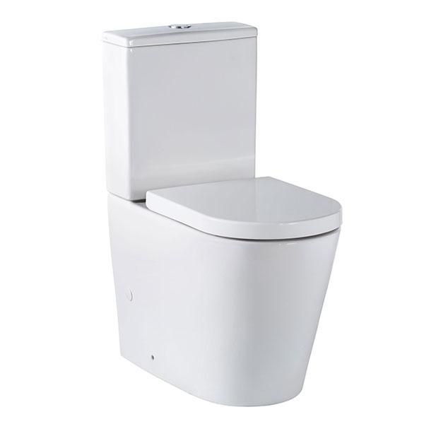 Seima Modia Clean flush Wall Faced Toilet Suite - Classic Seat Online at the Blue space